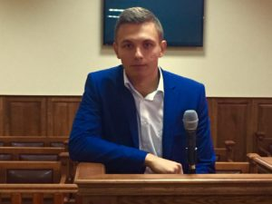 Юрист Александр Бурмистров