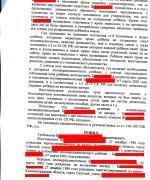 ГРАЖДАНСКОЕ, 12.08.10, решение суда о восстановлении в родительских правах л.8