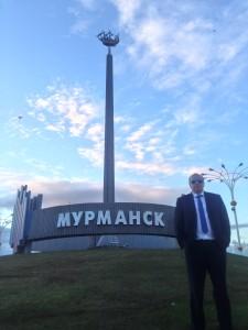 Командировка в Мурманск