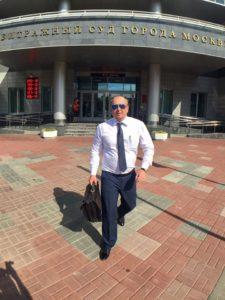 Адвокат Борис Грозный. Арбитражный суд города Москвы