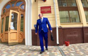 Адвокат Борис Грозный. Командировка в Ростов-на-Дону